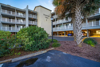 Atlantic Beach Condo/Townhouse For Sale: 2111 W Ft Macon Road #104