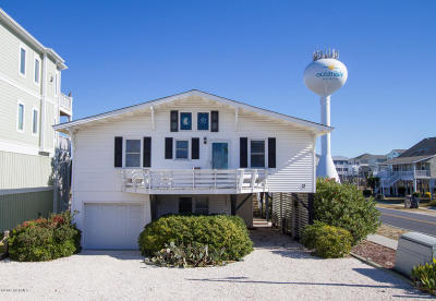 Ocean Isle Beach Single Family Home For Sale: 2 Monroe Street