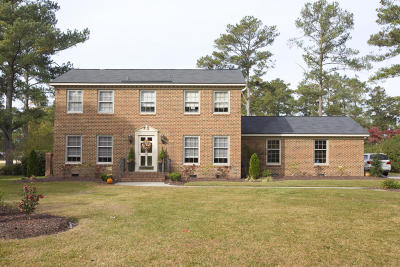 Greenville Single Family Home For Sale: 208 Churchill Drive