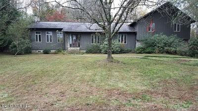 Winterville Single Family Home For Sale: 1455 Sugar Creek Road