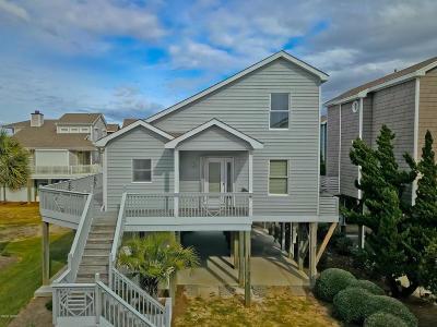 Ocean Isle Beach Single Family Home For Sale: 4 Dolphin Court
