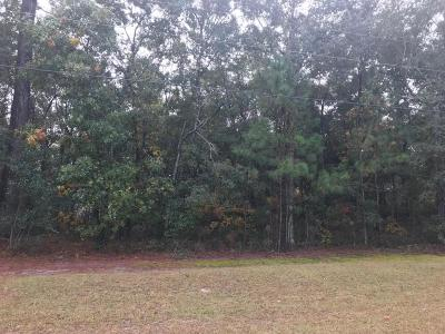 Sneads Ferry Residential Lots & Land For Sale: 764 Chadwick Shores Drive
