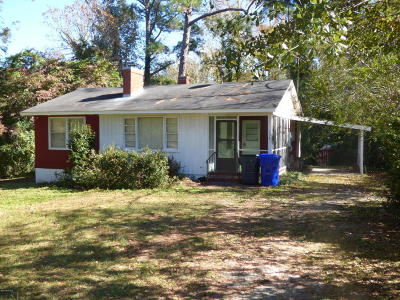 Leland Single Family Home For Sale: 134 S Navassa Road