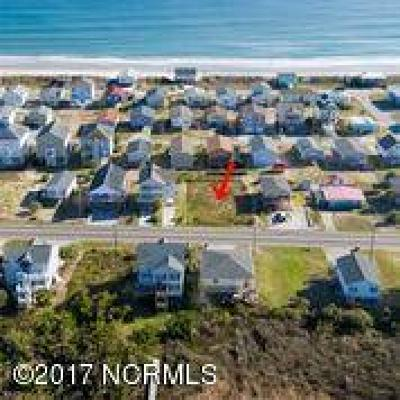 Surf City Single Family Home For Sale: 1310 N New River Drive