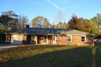 Havelock Single Family Home For Sale: 105 E Saddle Lane