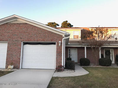 Wilmington Condo/Townhouse For Sale: 3953 Winds Ridge Drive