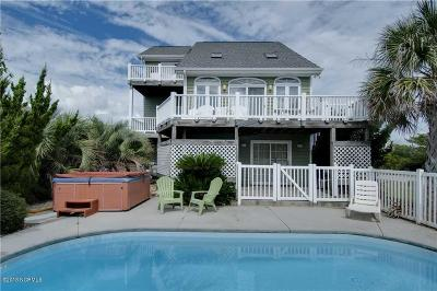 Emerald Isle NC Single Family Home For Sale: $895,000