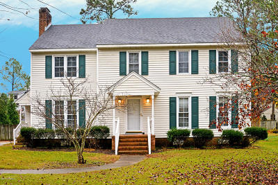 Greenville NC Single Family Home For Sale: $185,000