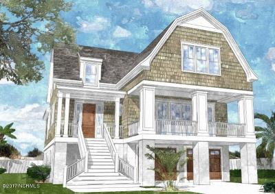Wilmington Single Family Home For Sale: 1625 Sound Watch Drive #New