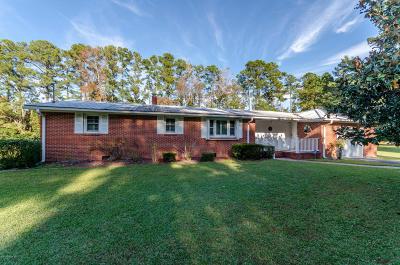 Hubert Single Family Home For Sale: 310 Howell Road