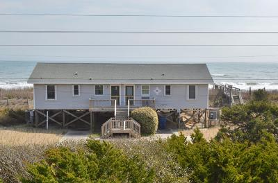 Emerald Isle Multi Family Home For Sale: 1213 Ocean Drive #E&W
