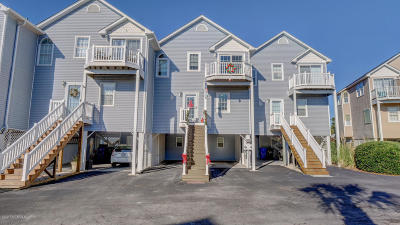 Onslow County Condo/Townhouse For Sale: 111 Calinda Cay Court