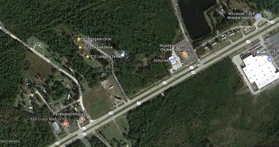 Leland, Castle Hayne, Wilmington, Hampstead Residential Lots & Land For Sale: 507 & 510 Longsons Drive
