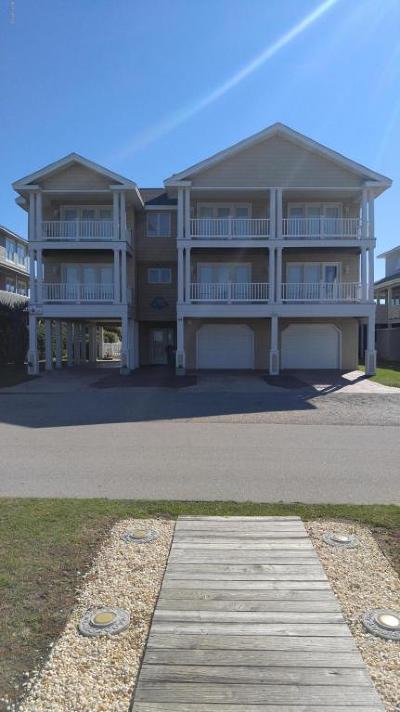 Ocean Isle Beach Single Family Home For Sale: 99 Ocean Isle West Boulevard