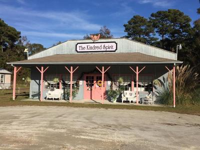 Beaufort Commercial For Sale: 937 Harkers Island Road