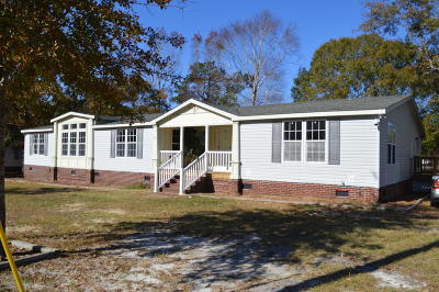 Manufactured Home Sold: 451 Chestnut Drive SW