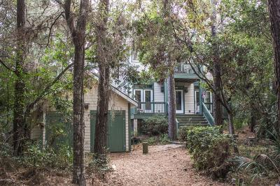 Bald Head Island Single Family Home For Sale: 310 N Bald Head Wynd