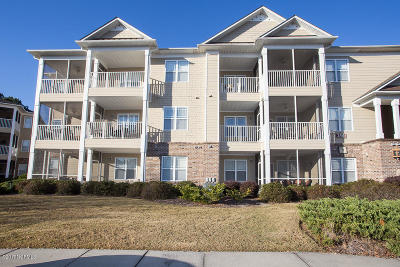 Calabash Condo/Townhouse For Sale: 250 Woodlands Way #8