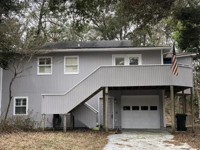 Emerald Isle Single Family Home For Sale: 7411 Coral Court