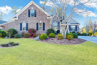 Wilmington NC Single Family Home For Sale: $339,500