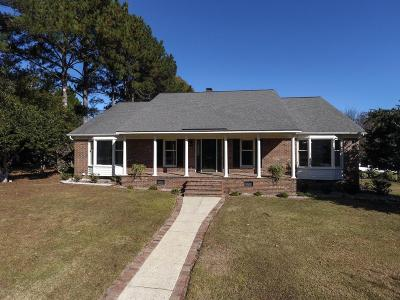 Greenville Single Family Home For Sale: 1815 Planters Walk