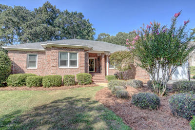 Wilmington Single Family Home For Sale: 1311 Johns Creek Road