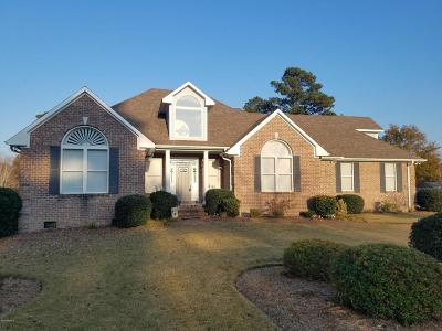 Wilmington Single Family Home For Sale: 7908 Sanderling Place