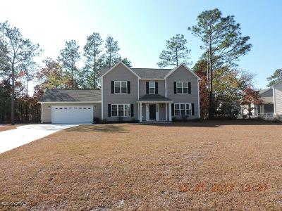 Cape Carteret Single Family Home For Sale: 126 Bobwhite Circle