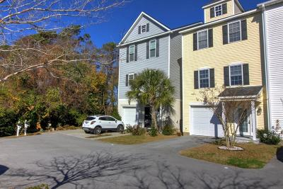Morehead City Condo/Townhouse For Sale: 1800 Bay Street #206