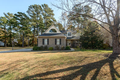 Winterville Single Family Home For Sale: 103 Duchess Drive