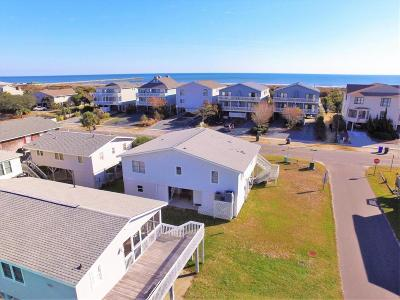 Sunset Beach Single Family Home For Sale: 435 32nd Street