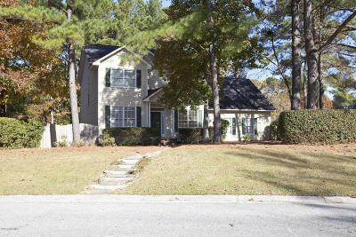 Wilmington Single Family Home For Sale: 6500 Old Fort Road