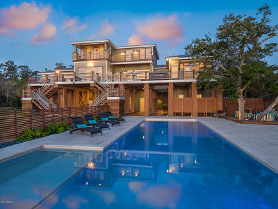 Wilmington Single Family Home For Sale: 5619 Captains Lane