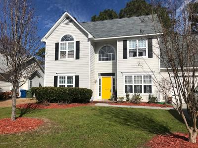 Wilmington Single Family Home For Sale: 3805 New Holland Drive