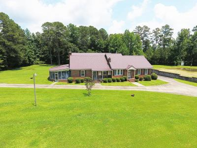 Greenville Single Family Home For Sale: 3620 N Memorial Drive