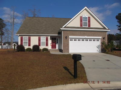 Greenville NC Single Family Home For Sale: $199,900
