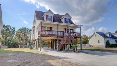 Sneads Ferry Rental For Rent: 328 Chadwick Acres Road
