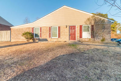 Jacksonville Rental For Rent: 157 King George Court