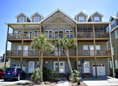 Atlantic Beach Condo/Townhouse For Sale: 114 Robin Avenue #B