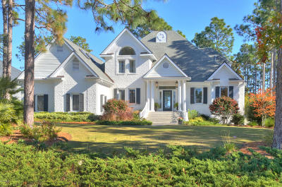 Southport NC Single Family Home For Sale: $619,700