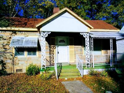 Edgecombe County Single Family Home For Sale: 610 E Highland Avenue