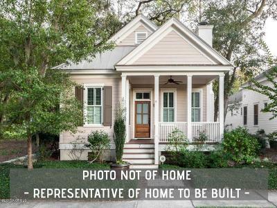 Shallotte Single Family Home For Sale: 39 Saunter Lane E