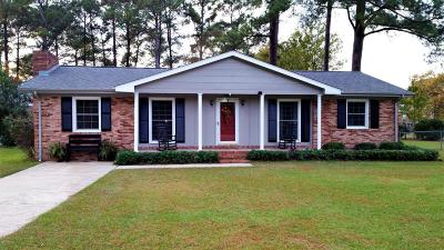 Jacksonville Single Family Home For Sale: 114 Linda Loop