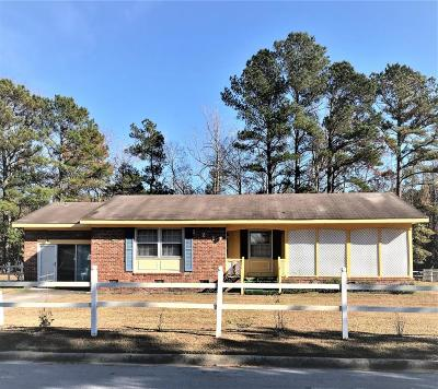 Greenville NC Single Family Home For Sale: $69,999