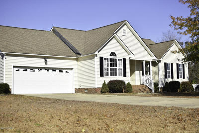 Winterville Single Family Home For Sale: 1412 Dunbrook Drive