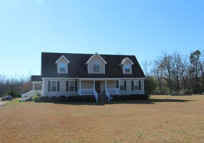 Edgecombe County Single Family Home For Sale: 219 R Hawkins Road