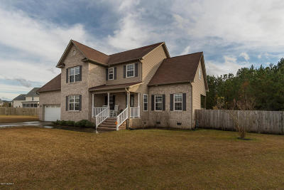 Jacksonville Single Family Home For Sale: 104 Hyannis Court