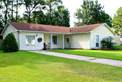 Jacksonville Single Family Home For Sale: 202 Rockledge Court