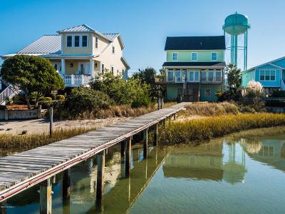 Topsail Beach Single Family Home For Sale: 816 Carolina Boulevard