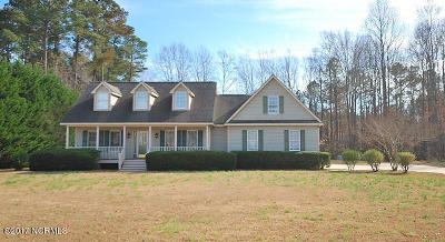 Nash County Single Family Home For Sale: 2271 Quail Haven Road